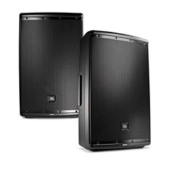 1000 W Black JBL EON 600 Speaker