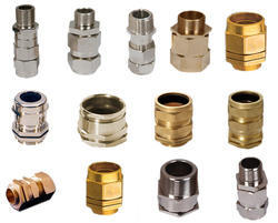 Flameproof Cable Gland & Stoppers