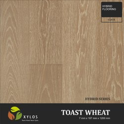 Toast Wheat Hybrid Engineered Wooden Flooring