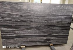 Black Fantasy Marble, Slab, Thickness: 18 mm