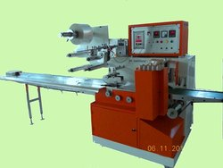 Automatic Green Pad Scrubber Packing Machine, Packaging Type: Pouch, Single Phase,2-2.5 Kw