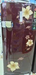 Single Door 4 Star Domestic Samsung Freeze, Capacity: 200 L