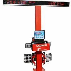 Launch X712 3d Wheel Balancing Machine