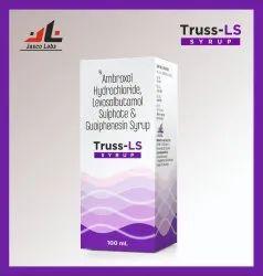 Ambroxol Hydrochloride, Guaiphenesin, Levosalbutamol Sulphate,