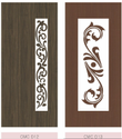 Cmcd12 Metal Craft Laminated Doors, Size/dimension: 7 X 3.5 Feet