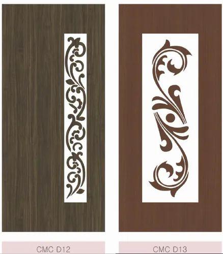 CMCD12 Metal Craft Laminated Doors