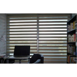 Indoor Zebra Blinds