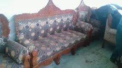Quality Handicrafts Sheesham Wood Sofa Set