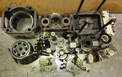 Denison Gold Cup Hydraulic Pump Spare Parts