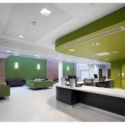 Hospital Interior Designing Work