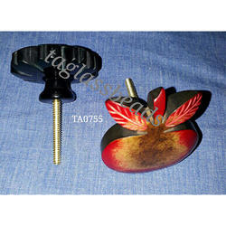 Handicrafts Resin Door Knob