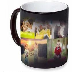 Ceramic Photo Printed Coffee Mug, Capacity: 300 Ml