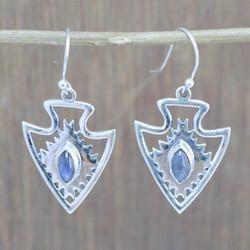 925 Silver Design Jewelry Labradorite Gemstone Handmade Earring We-5509