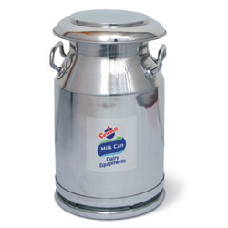 20 Ltr Stainless Steel Milk Can