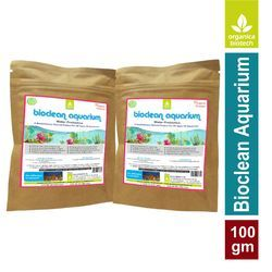 100% Natural product To Keep the Aquarium Clean