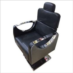 APL Black Portable Parlour Chair, For Salon,Parlour, Without Footrest