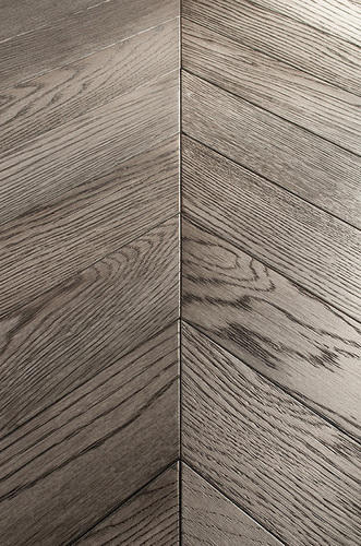 Chevron Engineered Wood Flooring