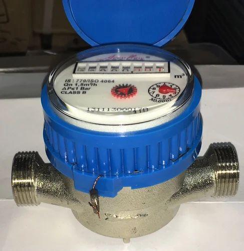 Water Meters - Kranti Woltman Type Water Meter Class B / I S