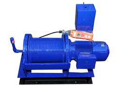 Erection  Winch Machine