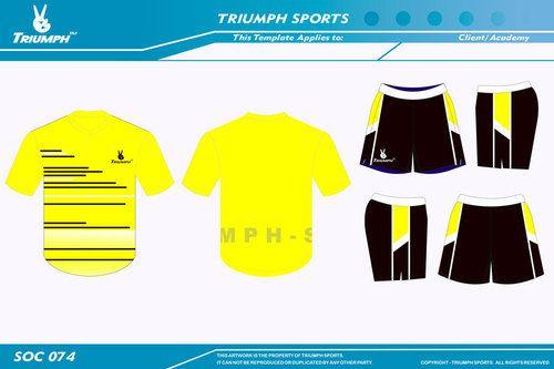 00f49f8fc Triumph Custom Soccer Jersey