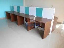 Straight Desk Workstation By Smart Desk