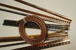 Beryllium Copper EMI/RF Shielding Finger Strip
