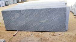 Polished kuppam green granite, Size: 2 Ft Up X 5 Ft Up