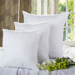 White Sofa Cushions