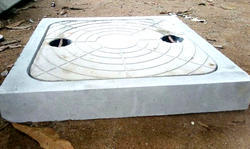 SFRC Manhole With Cover