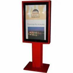 Industrial target digital board