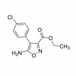 Ethyl 5-Amino-4-(4-Chloropheny)isoxazole-3-Carboxylate