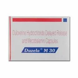 Duloxetine Hydrochloride Delayed Release and Mecobalamin Capsules 30 mg