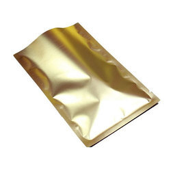 Silver Printed Dried Food Packaging Pouches