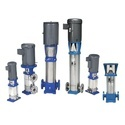 Stainless Steel Three Phase Vertical Multistage Pumps