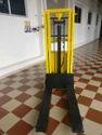Manual Semi Electric Hydraulic Stacker Heavy Duty