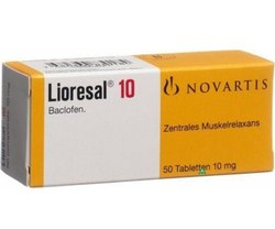 Lioresal Tablets