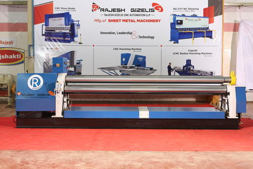 Rajesh Machine Tools Private Limited, Rajkot - Manufacturer