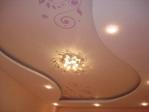 Home Pop Ceiling Service Pop Art Design Plaster Of Paris Design