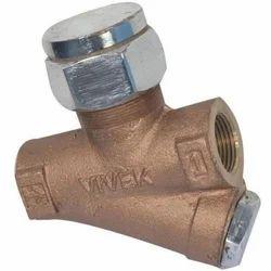 Vivek Bronze Thermodynamic Steam Trap