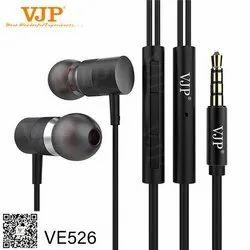 VJP VE526 Earplug Earphone