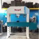 MWP Series Hydraulic Workshop Press Machine