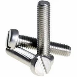 SS Cheese Head Screw