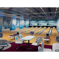New Brunswick Bowling >> Brunswick Almost New Gsx Bowling Alley