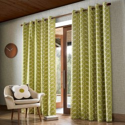 BDH Printed Eyelet Headed Curtain, Size: 15 feet