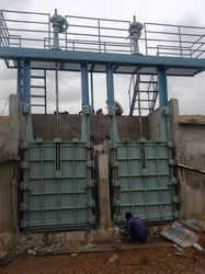 Cast Iron Sluice Gate