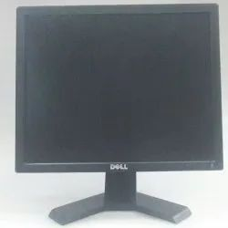 Black Used Dell 17, Less Than 0.5 W, Screen Size: 17