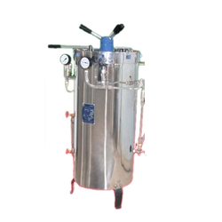 Vertical Triple Walled Autoclave