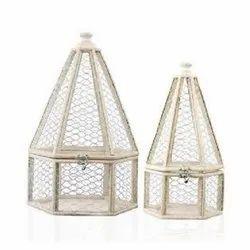 Tri Shape Cage