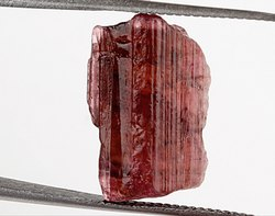 8 Cts Watermelon Tourmaline Raw Crystal Gemstone Rough