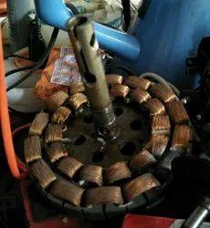 Industrial Motor Rewinding Services